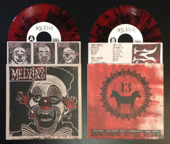 "MELVINS ""Tribute to the Kinks"" 7"""
