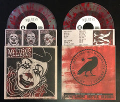 "MELVINS ""Tribute to Pop-O-Pies/Tales of Terror"" 7"""