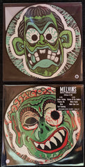 MELVINS: HOSTILE AMBIENT BESIDES LP *Creepy Halloween Edition*