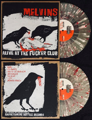"Melvins: Alive at the Fucker Club 10"" Reissue- *Entrails Edition*"