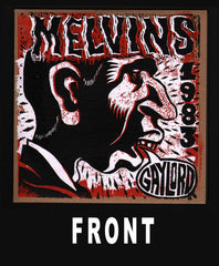 "MELVINS 1983 ""GAYLORD"" 7"" ***TOUR VERSION***"