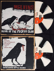 "Melvins: Alive at the Fucker Club 10"" Reissue- *Innards Edition*"
