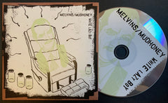"MELVINS/MUDHONEY: ""White Lazy Boy"" CD"
