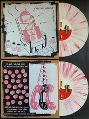 "Melvins with Mudhoney: White Lazy Boy 10"" *Parlor Pink Edition*"