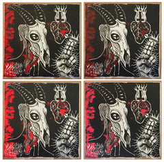 "Melvins: Sabbath 10"" *FULL SET of all 4 variants*"