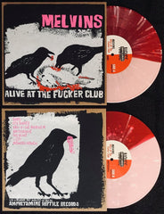 "Melvins: Alive at the Fucker Club 10"" Reissue- *Viscera Edition*"