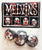 "MELVINS: ""9 Clowns of the Apocalypse"" button/sticker/trading cards set"
