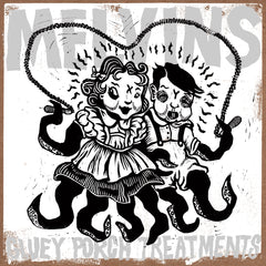 "Melvins: ""Gluey Porch Treatments"" *GRAY EDITION*"