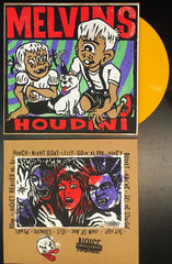 "MELVINS: ""Houdini"" Limited Edition Art LP"
