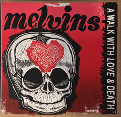 "MELVINS: ""A Walk with Love and Death"" Soundtrack: Fade Cover Edition"