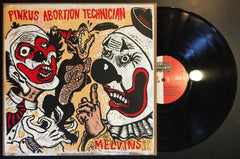 "MELVINS: ""Pinkus Abortion Technician"" LP- Weird Ass EDITION"