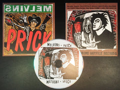 Melvins: PRICK CD