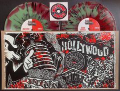 "MELVINS/REDD KROSS: ESCAPE FROM L.A. 10"" EP *PLISSKEN AFTERGLOW EDITION*"
