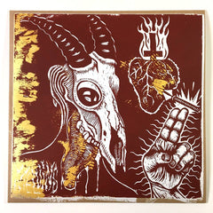 "Melvins: Sabbath 10"" *BLOOD & GOLD EDITION*"