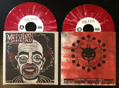 "MELVINS ""Tribute to David Bowie"" 7"""
