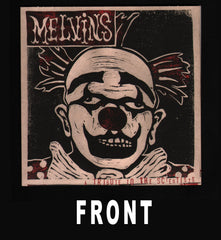 "MELVINS ""Tribute to the Scientists"" 7"" ***BASH 13 VERSION***"