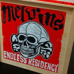 Melvins Endless Residency LP Box Set [HAZE XXL Edition]