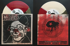 "MELVINS: Tribute to The Jam -7"" single *TRI-COLOR VARIANT*"