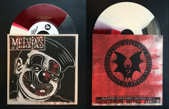 "MELVINS: Tribute to Roxy Music -7"" single *TRI-COLOR VARIANT*"