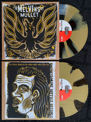 "Melvins 1983: Mullet 10"" *Gold-on-Gold Edition*"
