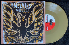 "Melvins 1983: Mullet 10"" *FACTORY EDITION- PONTIAC GOLD VARIANT*"
