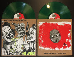 "MELVINS: ""Pinkus Abortion Technician"" LP"