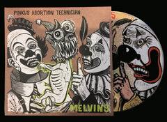 MELVINS: Pinkus Abortion Technician CD