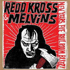 Redd Kross & Melvins- New Years Eve Ball Room Blitz 12""