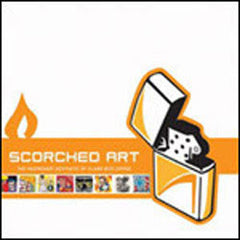 Scorched Art [Hardcover/Signed]