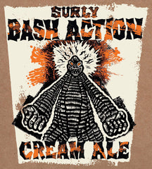 SURLY ORANGE KING Ltd Ed. PRINT