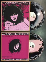 "Teenage Jesus and the Jerks reissue 12"" Regular Edition"