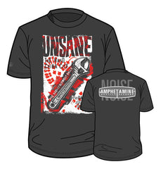 UNSANE: PRE-BASH BLOWOUT BALL Concert T-Shirt