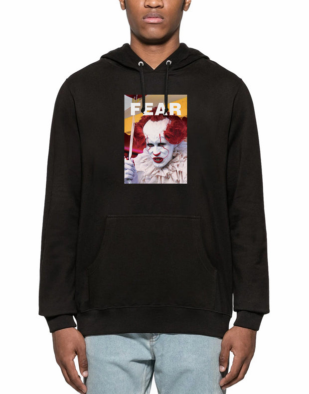 Felpa Clown Fear Uomo - Concept Store.