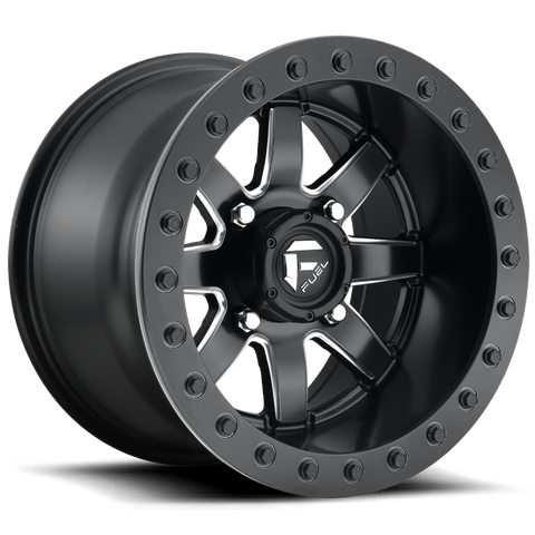 Fuel Maverick Beadlock UTV Wheels (Set of 4)