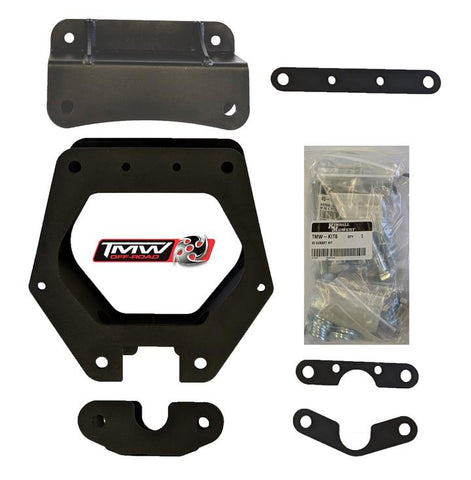 Can-Am X3 TMW Offroad Bulk Head Gusset Kit