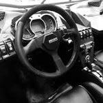 Billet Equipped Steering Wheel