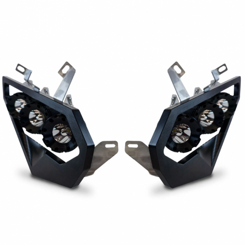 Can-Am X3 Heretic Studio Headlights
