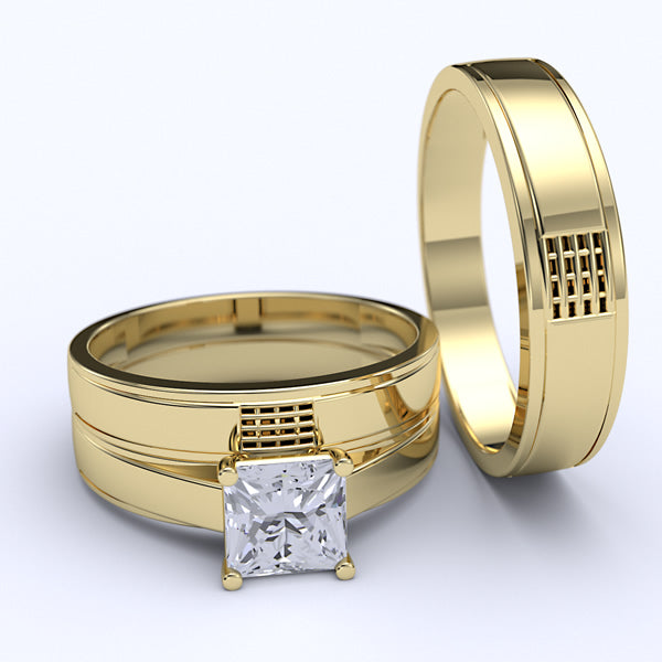 Zara Collection - Complete Wedding Set - 01BS22