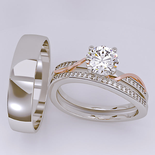 Zara Collection - Complete Wedding Set - 01BS30