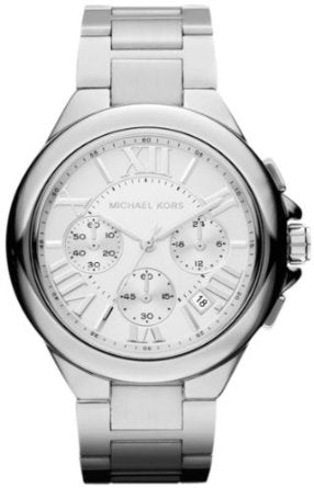 Michael Kors Watches Camille (Silver) - 01MK07