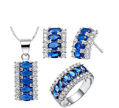 Austrian Crystal Jewelry Sets - 02SS10