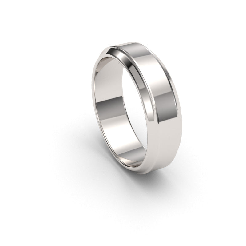 Gold Wedding Band - 03CG22