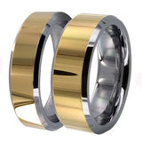 Men & Women 8MM/6MM Wedding Band - 05AB17