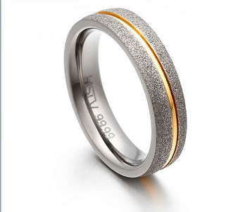 TITANIUM WEDDING BAND - 05AB68