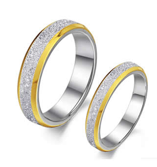 TITANIUM WEDDING BAND - 05AB92