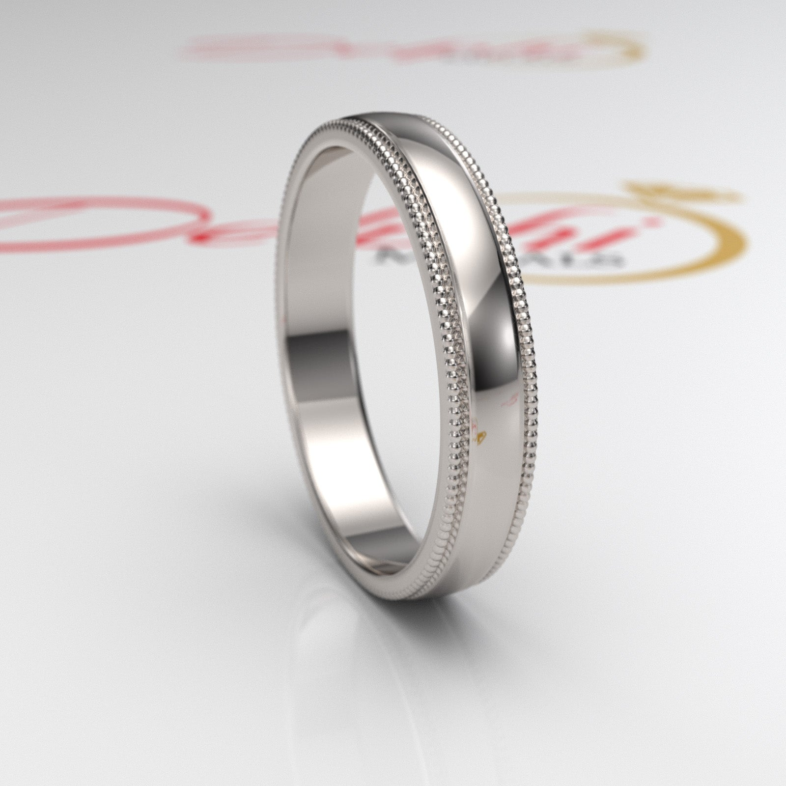 Gold Wedding Band - 06GG51