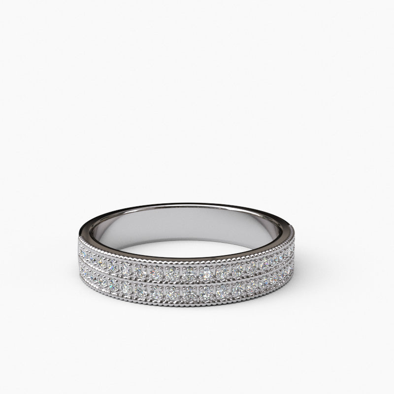 0.21ct Diamond Wedding Band - 06GG63