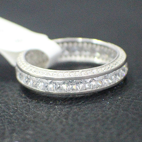 Sterling Silver Wedding Band - 15AB31