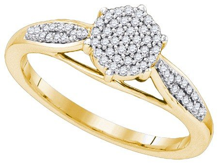 DIAMOND MICRO-PAVE RING - 17GG23