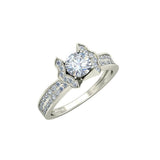 1.25ct Round Diamond Gold Engagement Ring - 27GG04
